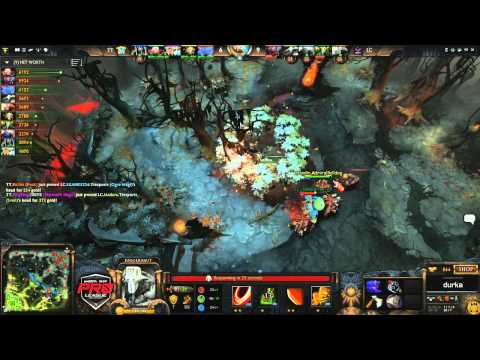 London Conspiracy vs Team Tinker Game 1 - MLG Pro League Asian Division 1 - @durkadota