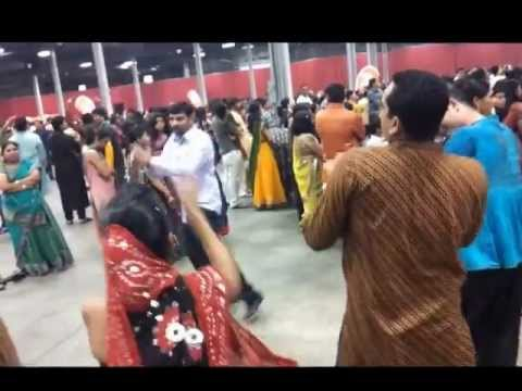 falguni pathak garba 2012 day 1 & 2