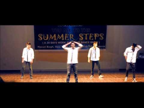 Brown Rang-honey Singh rain Over Me-pitbull |dance Choreography By Nataraj Dance Academy,jammu| video