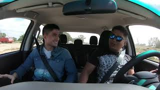 The New Strada Test Drive with Vince Velasco