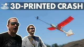 Prototyping a 3D Printed Plane