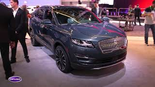2019 Lincoln MKC: Design Updates