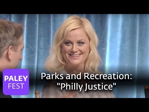 Parks and Recreation - Amy Poehler Explains