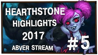 Hearthstone Highlights 2017 #5