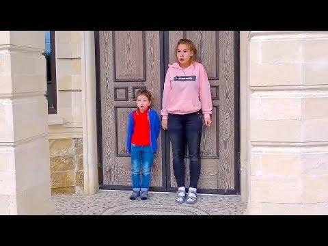 Детские страшилки: Загадочный дом, Спасаем маму, Побег от смешной бабули