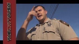 """Comal County Sheriff Part 2: """"Cop Logic Fail, Are You Failing To ID?"""""""