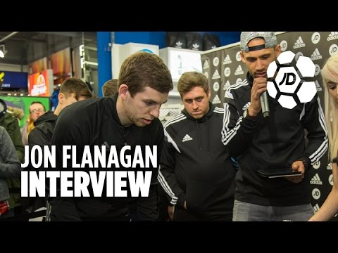 Jon Flanagan Talks Liverpool, Steven Gerrard, Jurgen Klopp, Injury, Cafu & More
