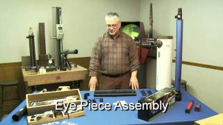 SkyViewer Telescope Assembly Part 1 - Overview