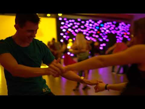 WZF2019 in social dances with Julia & Rick ~ Zouk Soul