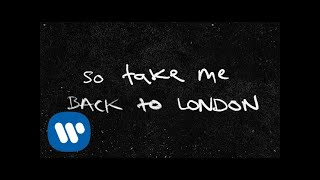 Ed Sheeran - Take Me Back To London (feat. Stormzy) [Official Lyric Video]