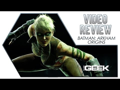 Batman: Arkham Origins Video Review