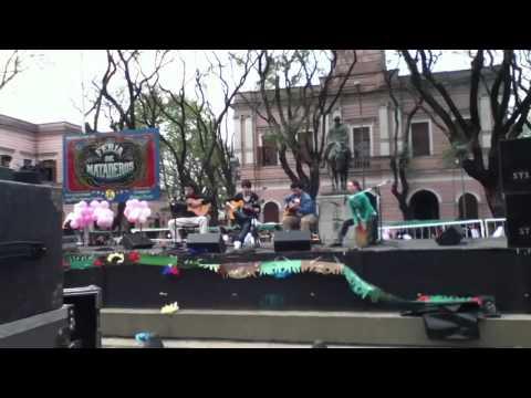 El Campo te esta Esperando - Chacarera del Provinciano - Feria de Mataderos / Barro Seco Folk