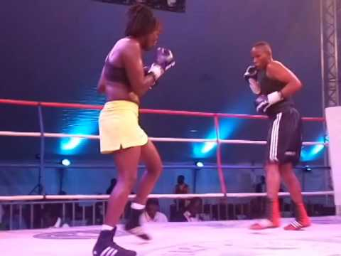Judy Waguthii Vs Joyce Awino -Light weight