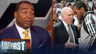 Cris Carter on Gregg Popovich