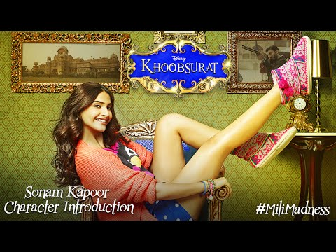 Khoobsurat: Sonam Kapoor Character Introduction | In Theaters - September 19