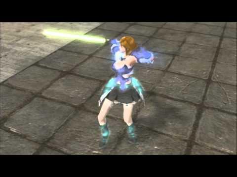 Ran Online  laser weapon
