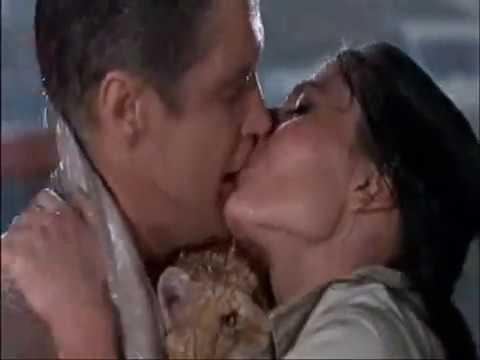 Movie kiss montage