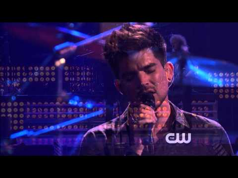 Queen with Adam Lambert-We Will Rock YouWe Are The Champions...