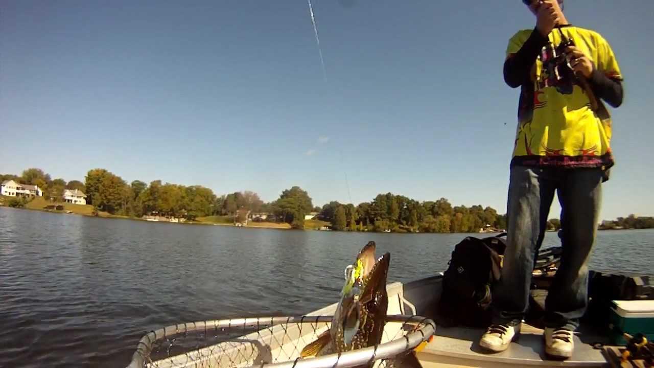Fishing with ryan in oconto falls youtube for Oconto fishing report