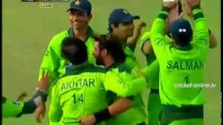 2nd T20 Highlights Australia vs Pakistan  2010  Cricket Part 4