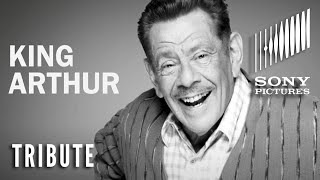 #KingArthur King of Queens - Remembering Jerry Stiller