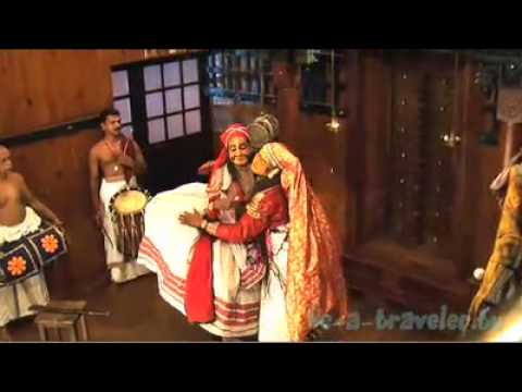 Kathakali Cochin video