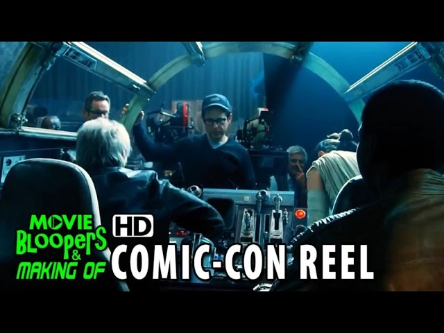 Star Wars: Episode VII - The Force Awakens (2015) Comic-Con Reel
