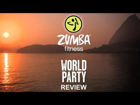 Zumba World Fitness 2014 Review