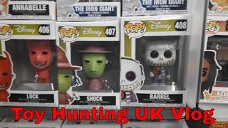 Wakefield Toy Hunting - Comic Store, Star Wars, Marvel Legends, Pop Vinyls, Halloween & More!!!