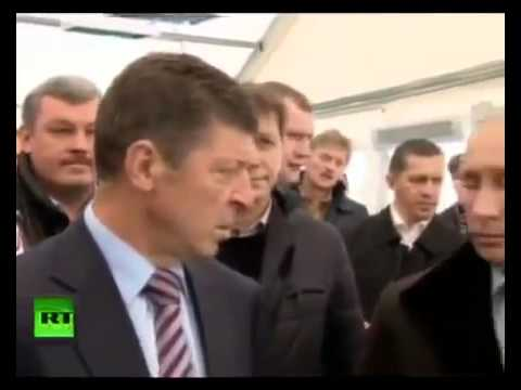 Путин понял что его обворовывают!! Все уволены!