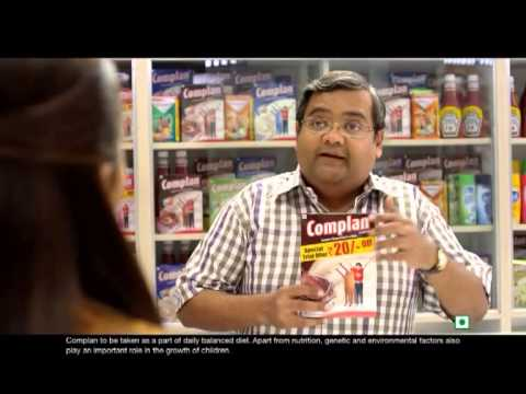 Complan Tvc video