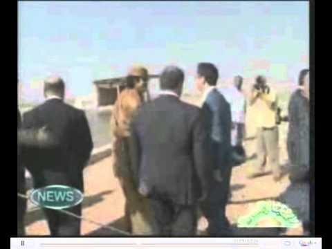 Longlife Masud Barzani & Gaddafi - Meeting in Libya - Tripolis
