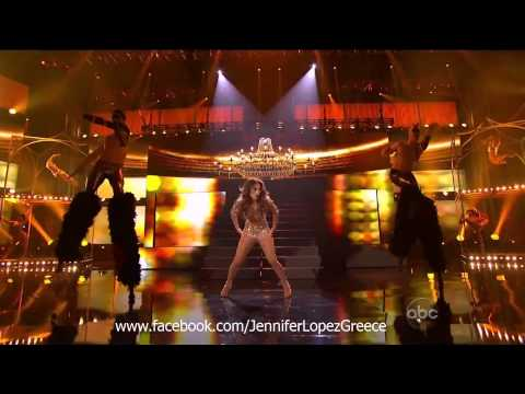 Jennifer Lopez - Papi & On The Floor (live At American Music Awards 2011) (hd) video