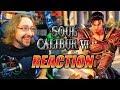 Lagu MAX REACTS: Soul Calibur 6 - Reveal Trailer