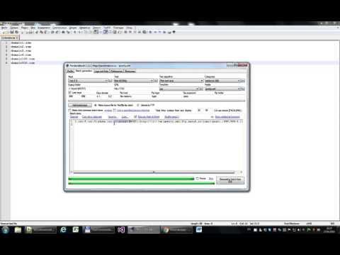 PandoraBox : Simple batch generation [english]