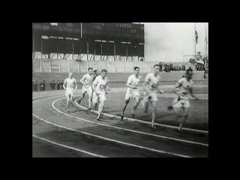 IOC preserves rare footage of 1904 Olympics