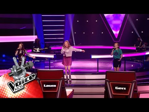 Download Noa Sari amp Kato  39Youngblood39  The Battles  The Voice Kids  VTM