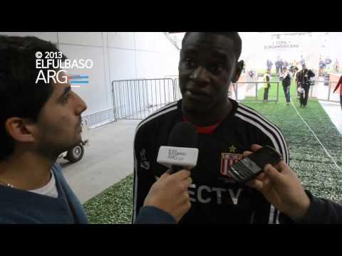 Copa Euroamericana - Estudiantes 1:0 Atlético de Madrid - El Fulbaso 2013