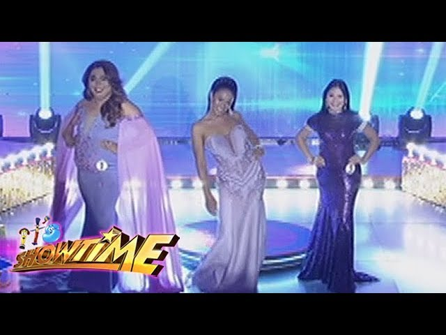 It's Showtime Miss Q & A: Gorgeous candidates of Miss Q & A