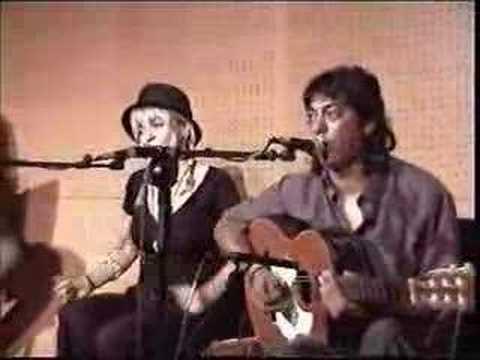 Cathy Claret con Rafael Amador (Pata Negra) - Bolleré