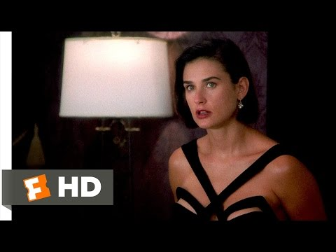 John's Indecent Proposal - Indecent Proposal (2/8) Movie CLIP (1993) HD