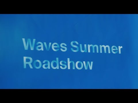 Waves Summer Road Show 2018. Next stop is Amsterdam!