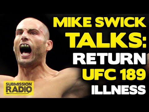 Mike Swick talks UFC 189 return, Alex Garcia, Illness, Thug Monkey, AKA Thailand