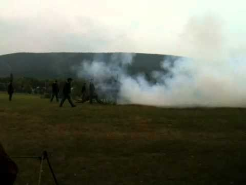 Bolivar Heights Battle Field Video