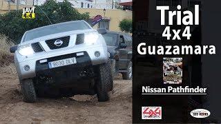 Trial 4x4 Guazamara 2018 (Nissan Pathfinder)
