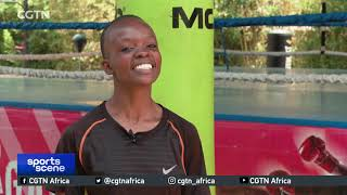 Ongare eyes becoming Kenya's first woman Olympic medalist
