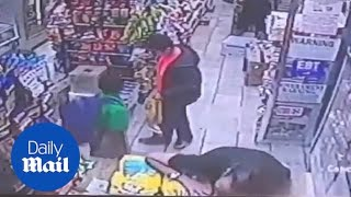 Surveillance video proves that 'Corner store Caroline' was wrong