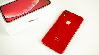 iPhone XR - Unboxing & First Impressions Review!