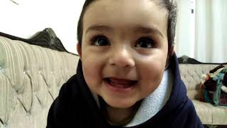 Funny baby laughing hysterically compilation(2019) funny cute baby