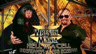 WWE 13 - WM XV -  BIG BOSSMAN VS UNDERTAKER  W/COMM.